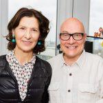 Thomas Koschwitz mit Antonia Rados