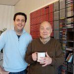 Thomas Koschwitz mit Bastian Pastewka