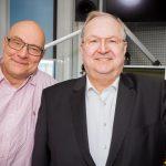Thomas Koschwitz mit Heinz Buschkowsky Kopie