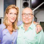 Thomas Koschwitz mit Katja Kessler