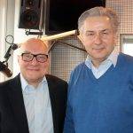 Thomas Koschwitz mit Klaus Wowereit