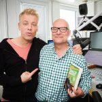 Thomas Koschwitz mit Michael Mittermeier