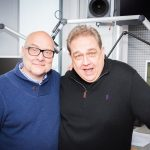 Thomas Koschwitz mit Oliver Kalkofe