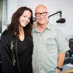 Thomas Koschwitz mit Paula Lambert