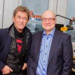 Thomas Koschwitz mit Peter Maffay