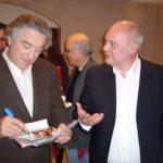 Thomas Koschwitz mit Robert de Niro