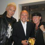 Thomas Koschwitz mit Scorpions