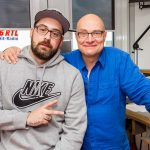 Thomas Koschwitz mit Sido