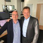 Thomas Koschwitz mit Thomas Oppermann