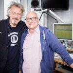 Thomas Koschwitz mit Wolfgang Niedecken