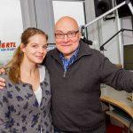 Thomas Koschwitz mit Yvonne Catterfeld